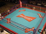 PRO® Boxing Competition Custom Ring Made in USA